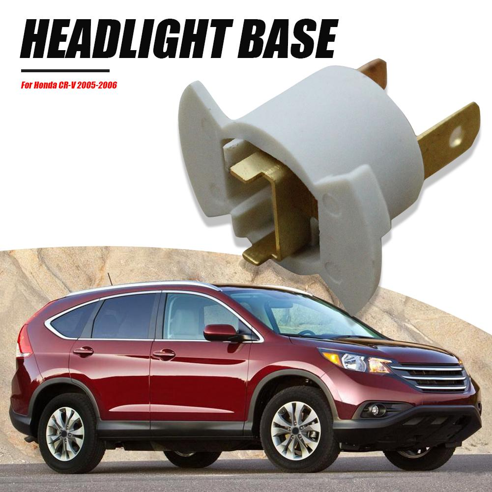 33116SD4961 H1 Halogen Headlight Bulb Socket Holder  fit for  CR-V Prelude Acura