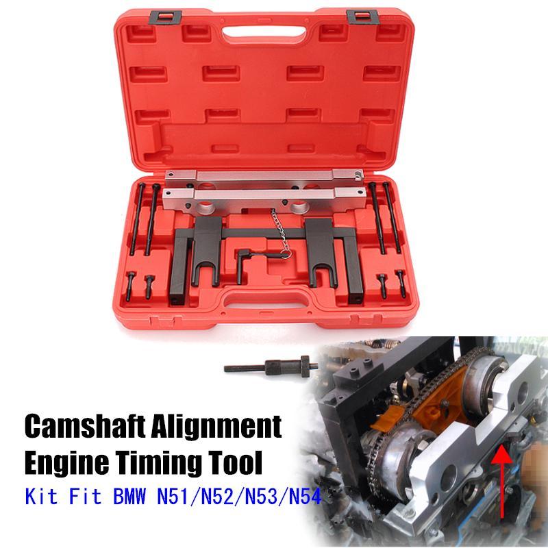 Engine Camshaft Alignment Timing Tool Kit Fit For BMW N51 N52 N53 N54 BRAND NEW