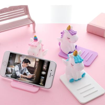 360 Rotation Cell Phone Ring Holder Stand,Finger Ring Grip with Car Mount Hooks for Smartphones and Tablets-Rainbow Bull Elephant