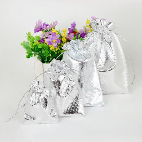 10x Soft Velvet Drawstring Gift Bags Wedding Jewellery Party Pouch Bags Supplies