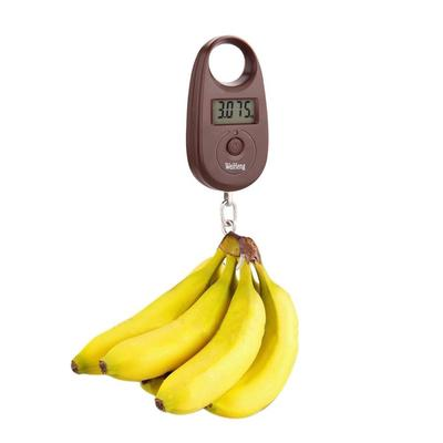 Mini Hanging Luggage Weighing Palm Scale Lcd Digital Hook Lcd Display Precision Portable Balance