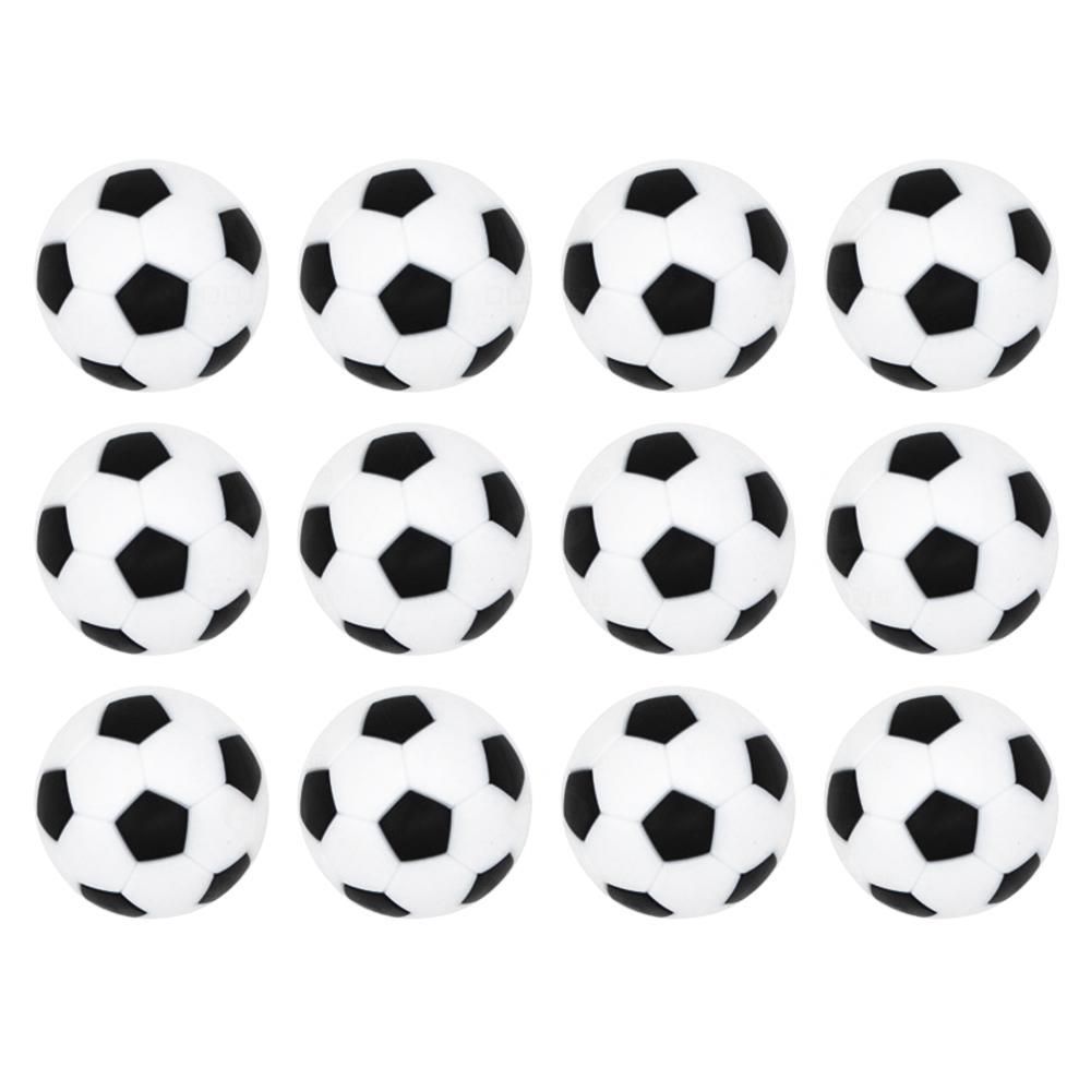 ABS Table Soccer Football Indoor Games Mini Resin Foosball Kicker Accessories