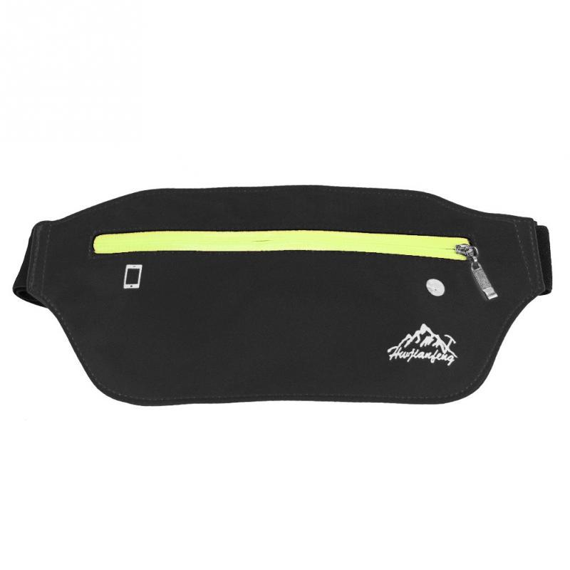 Runners Fanny Pack ACDC Adjustable Waistpack Unisex Belt Bag