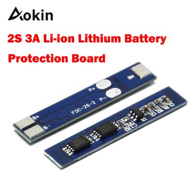 2S 3A 7.4 8.4V 2 cell Li-ion 18650 Lithium Lipo Battery BMS Protection Board PCB