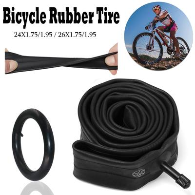 2PC Fat Bike Tube Schrader Valve 26 Two Pack Strong And Wearable Auto