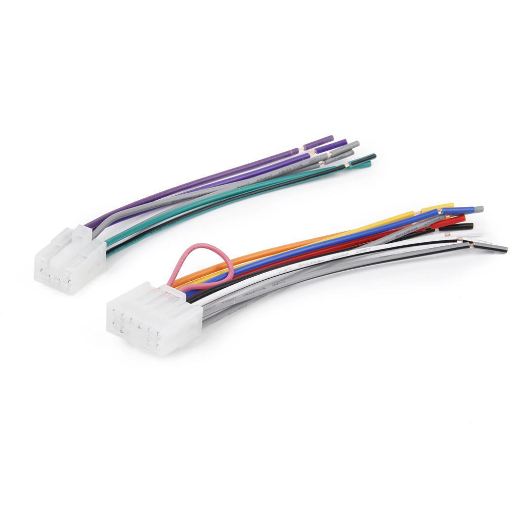 Berühmt Auto Stereo Kabel Farben Fotos - Schaltplan Serie Circuit ...
