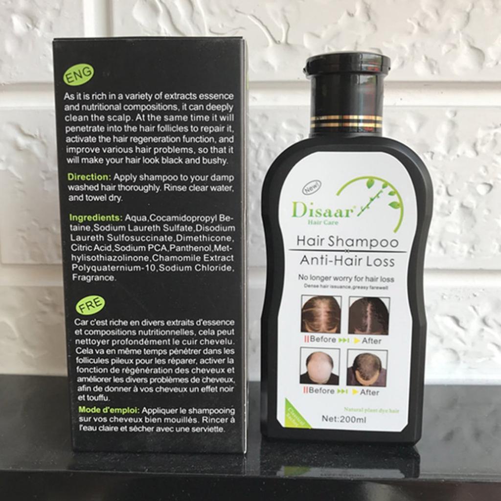 Slim 200ml Disaar Shampoo Anti Hair Loss Hair Growth Hair Care Shampoo Buy At A Low Prices On Joom E Commerce Platform