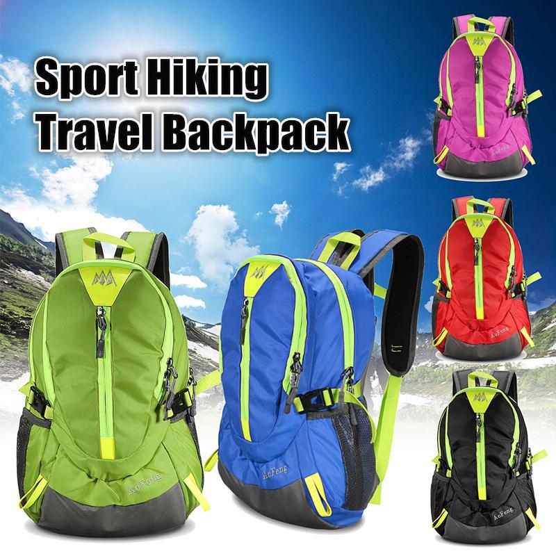 Sport Hiking Travel Backpack Rucksack Outdoor Camping Daypack School Bag Pack