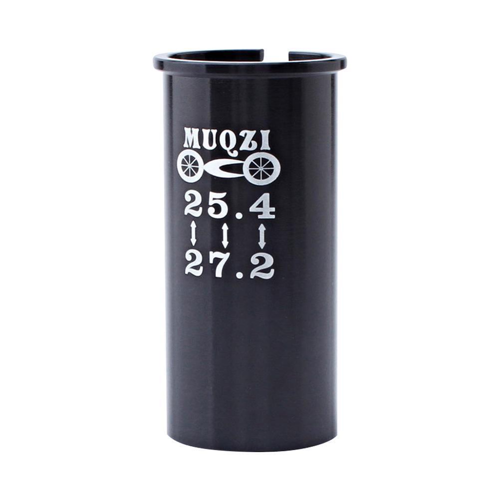 Bike seatpost reducer shim extension convert tube adapter 27.2 25.4 30.9 31.6
