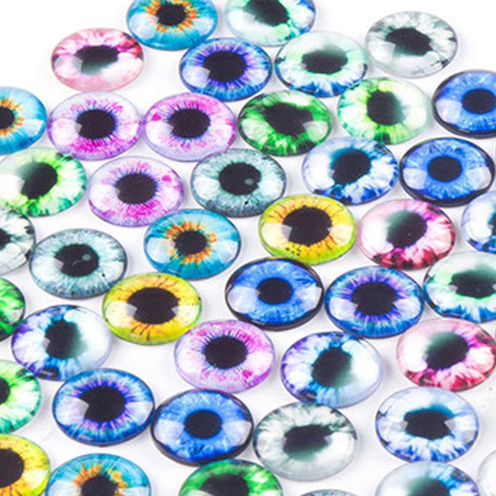 Tiere Zubehör Time Gem SCHWASSEL Handwerk Glasperlen Augen Augenbrauen