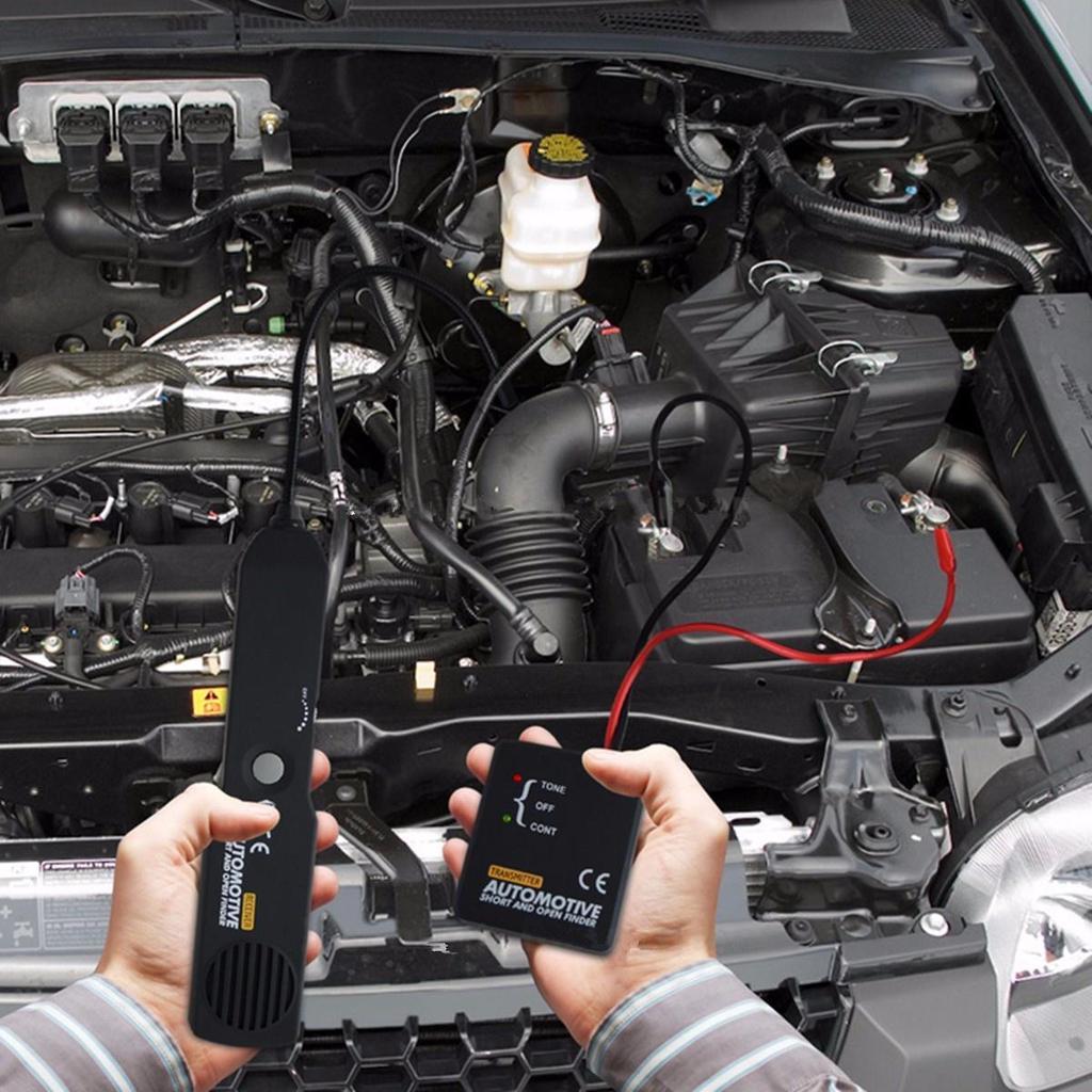 Kfz kurze offene Kabel Schaltung Auto Draht Tracker Reparatur Tester ...