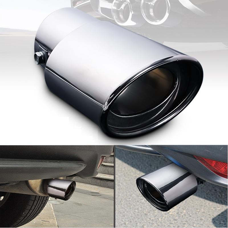 Steel Muffler Exhaust Tail Pipe for 2013-2017 Mitsubishi Outlander Sport//ASX