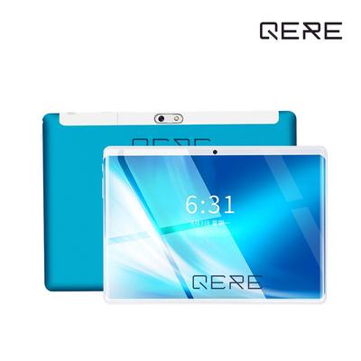QERE QR8 10 1 inch Android 8 0 2560*1600 Octa Core IPS Screen Tablet PC RAM  4GB ROM 64GB 3G (Blue)