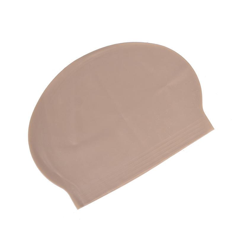 BALD CAP LATEX FLESH SKIN ADULT COSTUME BALD HEAD WIG CAP RUBBER SKINHEAD 2 3 6