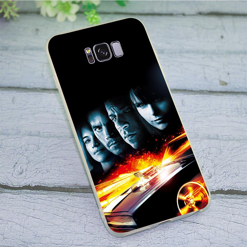 Fast & Furious and Paul Walker Phone Case for Samsung Galaxy A10 Cover A50 A71 S10 S20 Plus Silicon