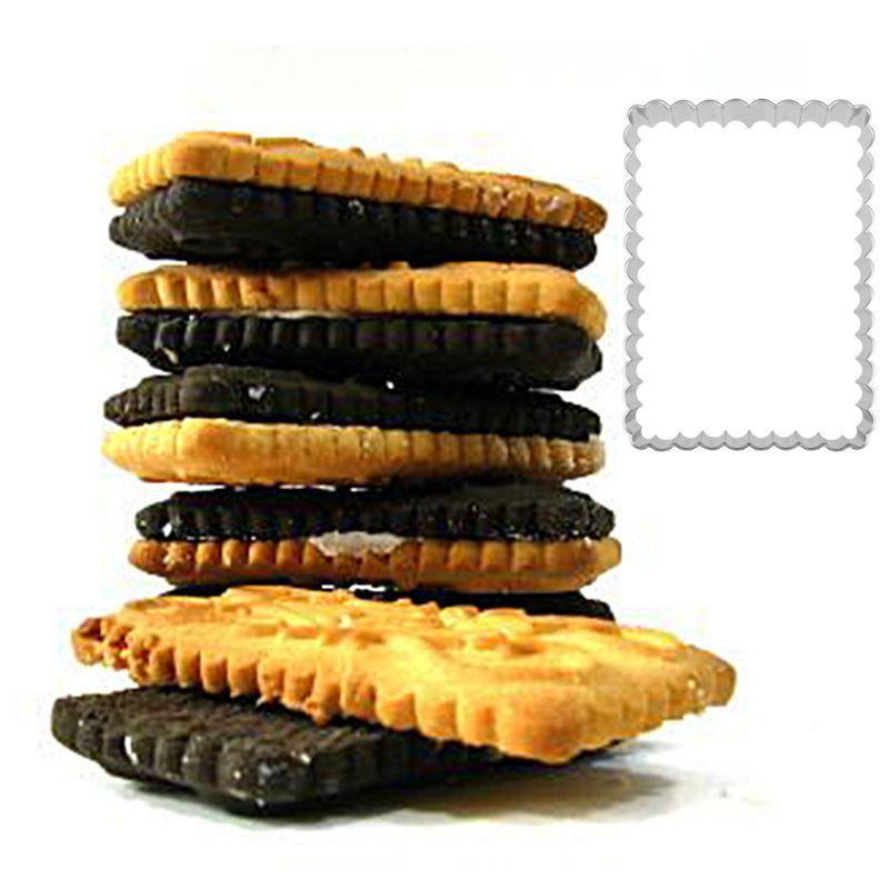 Aço inoxidável Mini Conjunto de bolacha//biscoito cookie Natal Pastelaria molde Lj