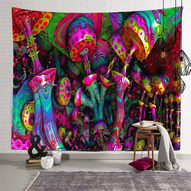 decoration Polyester Wall Hanging Background Cloth Hanging Cloth Mural Tapestry