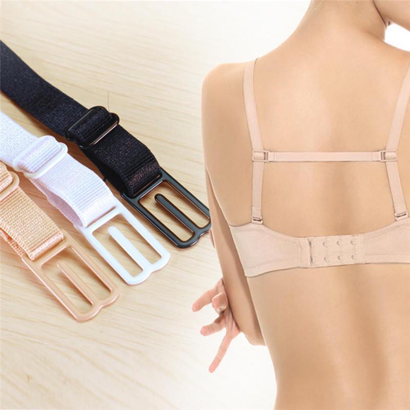 Nonslip Elastic Adjustable Band Bra Strap Shoulder Strap Replacement Bac UUMW