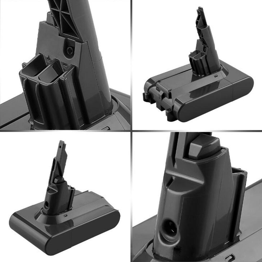 Lordone 3500 mAh V7 Lithium-Ion Replacement Battery for 21.6 V Animal V7 HEPA V7 Motorhead Pro V7 Trigger V7 Car+Boat V7 Absolute V7 HEPA V7 Handheld Vacuum Cleaners Cordless