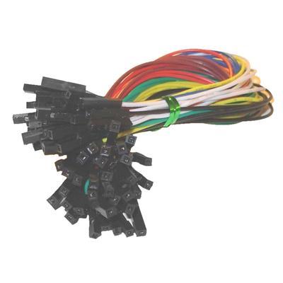 RJ45 D-type module socket female signal connector cat6 panel mount network YH