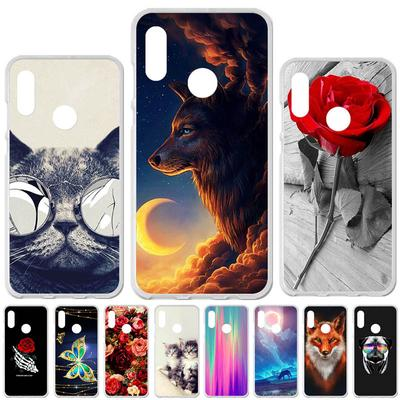 Soaptree Soft Painted Case for Huawei Honor 8A Case Honor Play 8A Y6 2019 Y6 Prime 2019 Cover