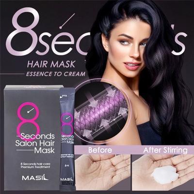 8 Seconds Salon Hair Mask Premium Treatment Keratin Repairing Supple Hydration Cream Dry Damaged Hair Treatment Buy At A Low Prices On Joom E Commerce Platform