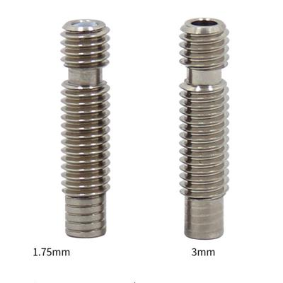 4mm 0.7  x 1000mm 1meter Stainless Steel 304 SS Threaded Rod REPRAP 3D