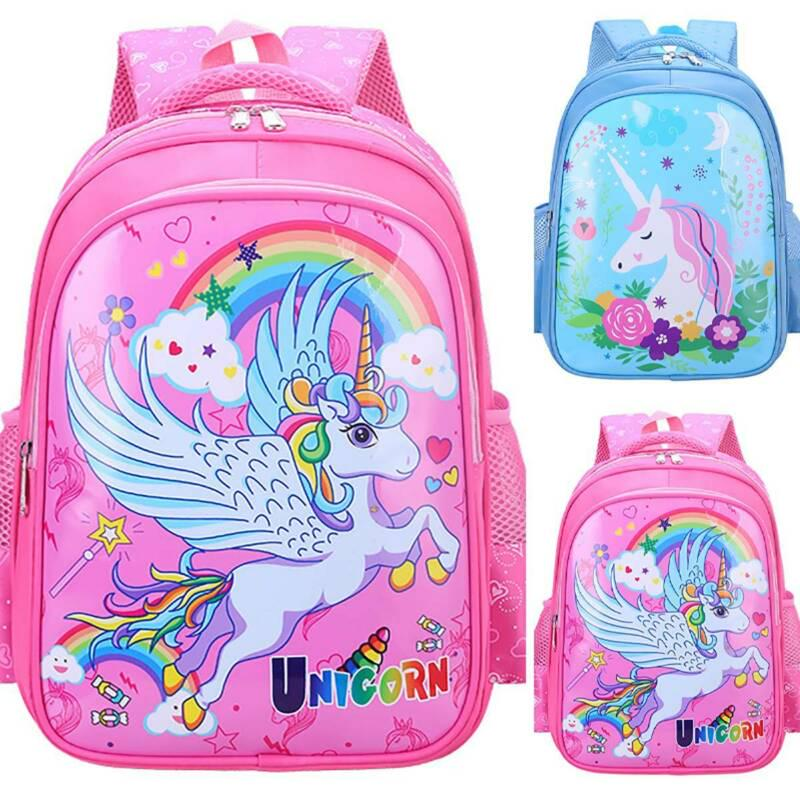 Primary School Bag Student Girl Satchel Rucksack Large Capacity Kids Backpack