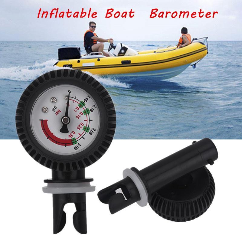 Inflatable Boat Kayak Marine Air Pump Hose Valve Adapter Adaptor