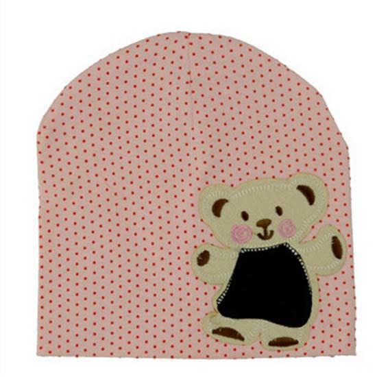 Heiße Cartoon Beanie Mütze Neugeborene Häkeln Unisex Baumwolle