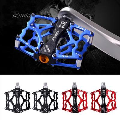 """PD-M86//PD-M87 Road Mountain Bike Bicycle 9//16/"""" Alloy Pedals with 3 Bearings"""