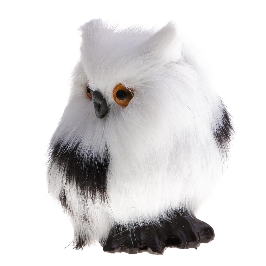 Моделирование реалистичной летающей совы с крыльями для украшения домашнего сада слева – купить по низким ценам в интернет-магазине Joom