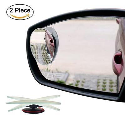 Universal Großbild Rückspiegel Auto Blendschutz Spiegel 300mm Weiß Bildschirm