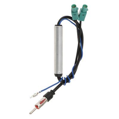 50 pcs Car Radio Aerial ANTENNA PLUG Adapter Plastic Handle