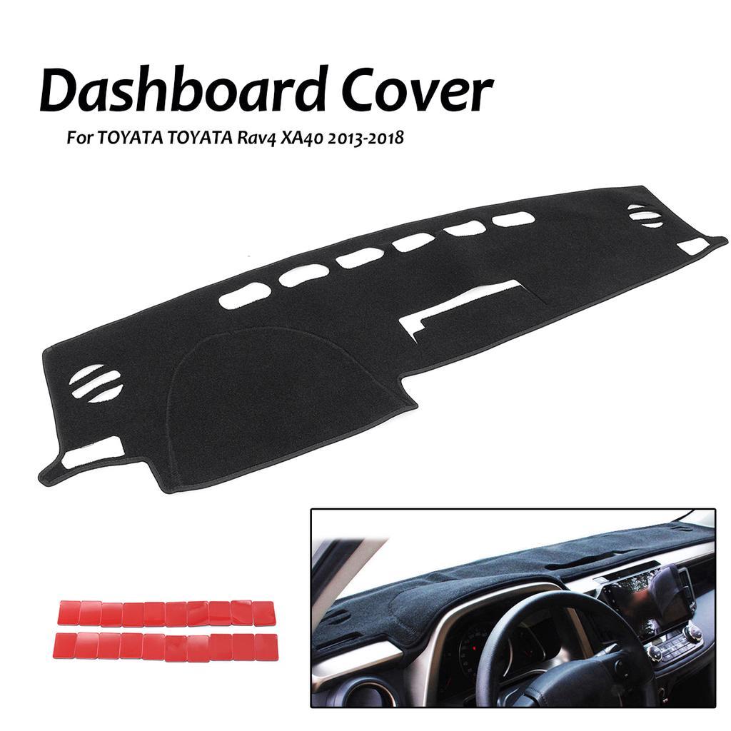 DashMat For Toyota RAV4 2013-2018 Dashboard Dash Mat Anti-sun Dash Pad Cover