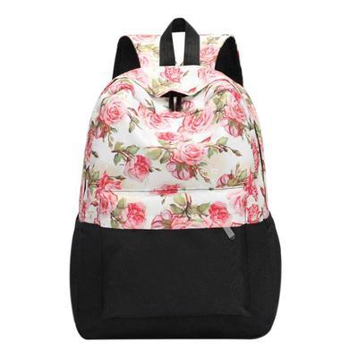 50004b77aa2e Этнических печати Рюкзаки женщин девочек Bookbag путешествия случайные  плечо плечи