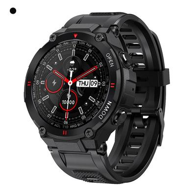 Smart Watch Men's Sports Fitness Data Detection Bluetooth Call Message Reminder IP67 Waterproof Real-time Health Check