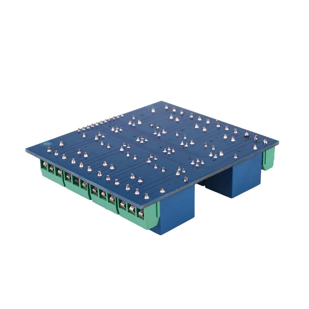 Circuito Optoacoplador : 8 canales 5v 10a optoacoplador aislamiento relé módulo de paneles de