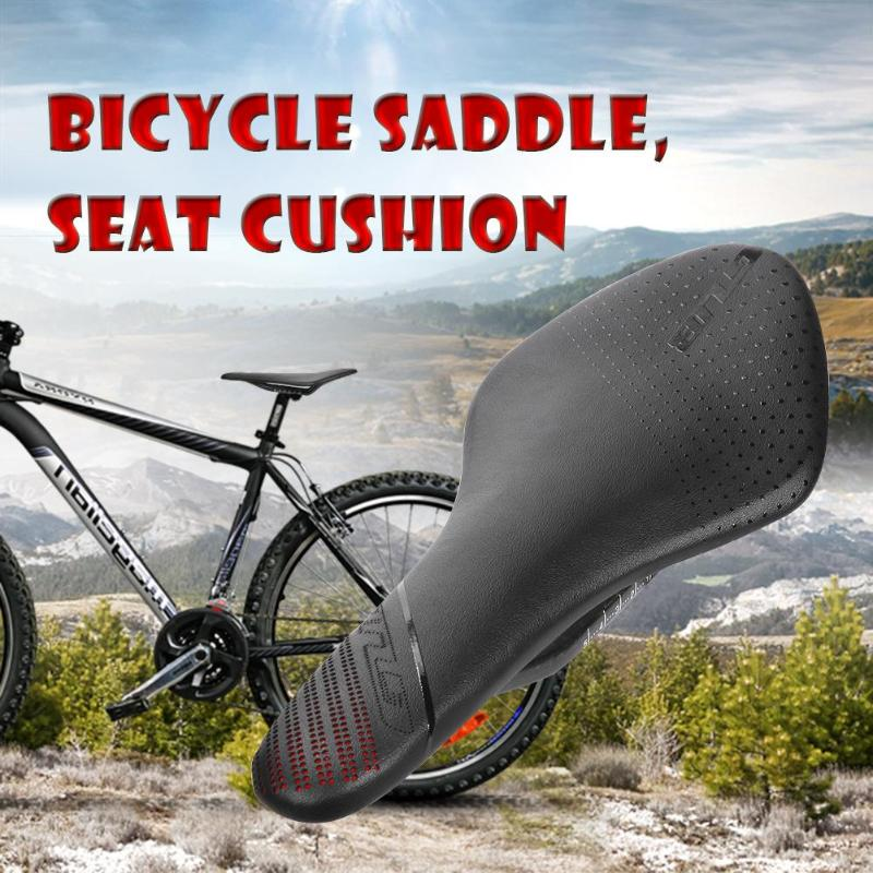 GUB bicycle saddle MTB bike cycling seat cushion bike leather saddle pad 3 color