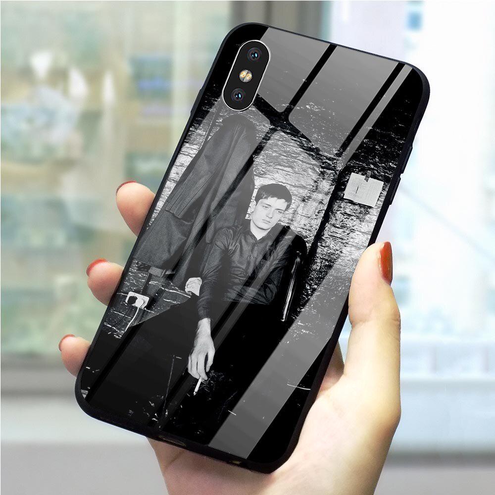 Joy Division Phone Cover per iPhone 11 6S 7 Plus XS XR i11 Pro Max Glass Shell – acquistare a basso prezzo nel negozio online Joom