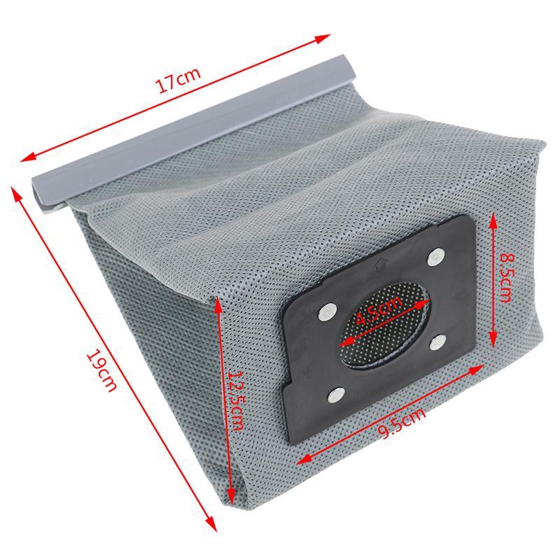 1Pc Практические Универсальный Cleanable пылесосом Ткань мешок подходит для Philips Lg вакуумный мешок – купить по низким ценам в интернет-магазине Joom