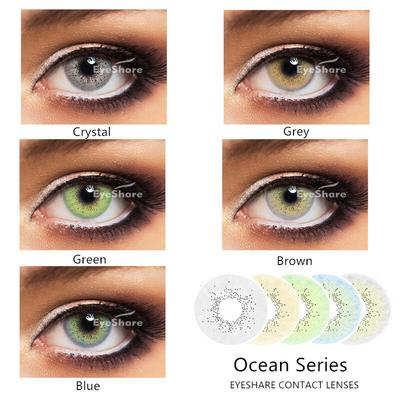 Eyeshare Eyemeny Series Colored Contact Lenses Buy At A Low Prices On Joom E Commerce Platform