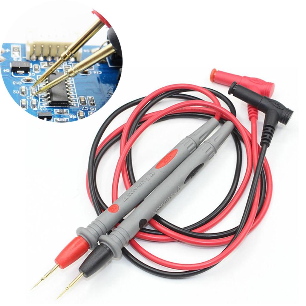 1000V 20A Needle Point Multimeter Multi Meter Test Lead Probe Test Lead Cable