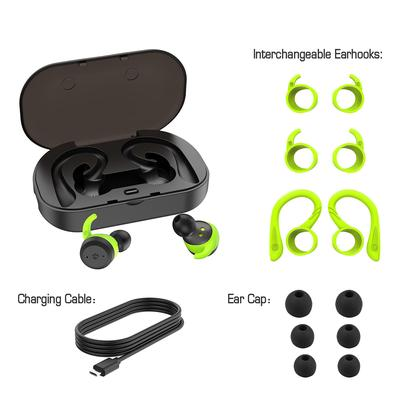 Tws Earbuds True Wireless Bluetooth 5 0 Headset With Charging Box Mic Twins Stereo Earphone Buy At A Low Prices On Joom E Commerce Platform