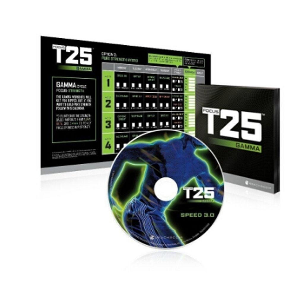 pierderea în greutate gamma t25