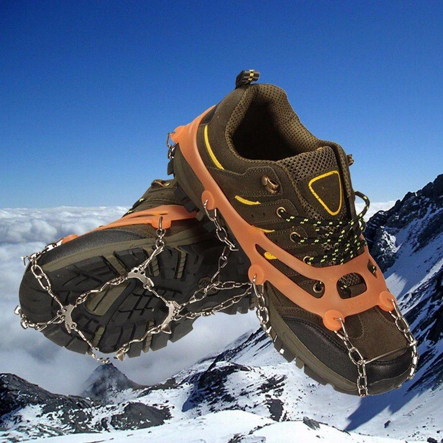 Non-slip Anti-freeze Ski Shoes Cover Boots For Outdoor Ski Hiking Climbing