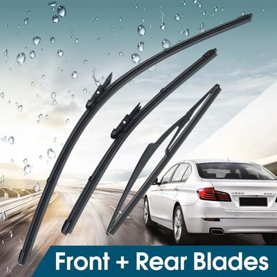 "RENAULT CLIO 2012 ONWARDS SPECIFIC FIT WIPER BLADE 24/""14/"""