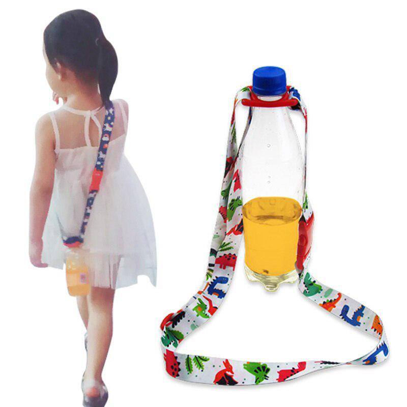 1PC Shoulder Strap Baby Kettle Buckle Lanyard Portable Water Bottle Kettle Strap
