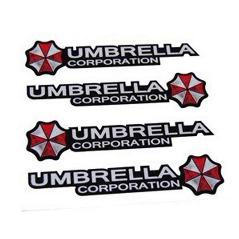 12pcs Voiture Porte Guidon Parapluie Autocollant Protecteur Autocollant Decor Faire Des Achats