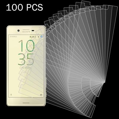 Screen Protector 100 PCS for ZTE Nubia Z7 Max 0.26mm 9H Surface Hardness 2.5D Explosion-Proof Tempered Glass Screen Film